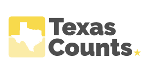 Texas Counts Logo