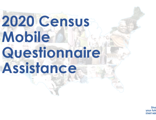 Mobile Questionnaire Assistance Centers